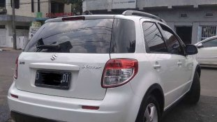Jual Suzuki SX4 X-Over 2009