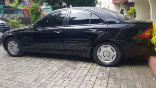 Mercedes-Benz C-Class C200 2001 Sedan dijual