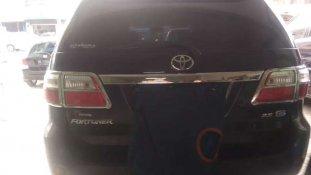 Jual Toyota Fortuner G 2010
