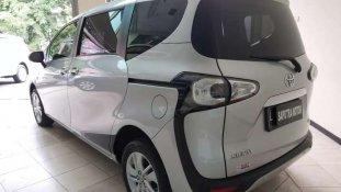 Jual Toyota Sienta G 2018