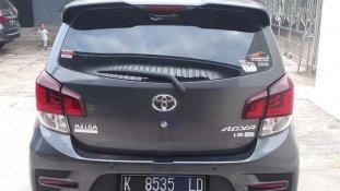 Toyota Agya G 2018 Hatchback dijual