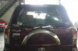 Butuh dana ingin jual Toyota Rush S 2013