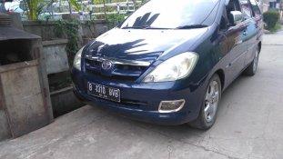 Dijual cepat Toyota Kijang Innova 2.0 G murah di Bekasi