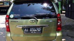 Toyota Avanza S 2007 MPV dijual