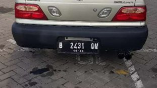 Butuh dana ingin jual Toyota Soluna GLi 2002