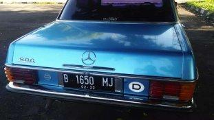 Jual Mercedes-Benz E-Class E 200 1976