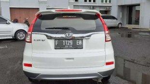 Butuh dana ingin jual Honda CR-V 2.4 i-VTEC 2015
