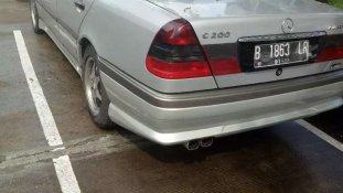 Mercedes-Benz C-Class C200 1996 Sedan dijual