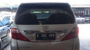 Jual Toyota Alphard X 2009