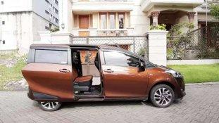Jual Toyota Sienta 2016 kualitas bagus