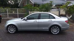 Mercedes-Benz C-Class C200 2008 Sedan dijual