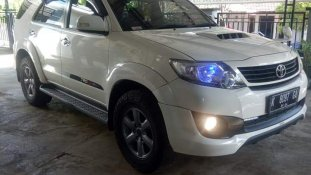 Jual mobil Toyota Fortuner G TRD 2014 bekas, Jawa Tengah