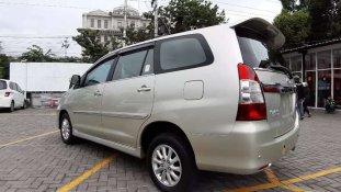 Jual Toyota Kijang Innova 2.4V 2014