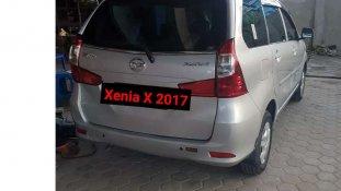 Jual Daihatsu Xenia X 2017