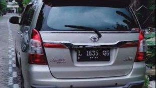 Butuh dana ingin jual Toyota Kijang Innova 2.0 G 2013