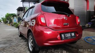 Jual Nissan March XS 2015