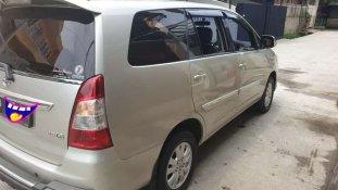Butuh dana ingin jual Toyota Kijang Innova 2.0 G 2012