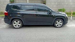 Jual Chevrolet Orlando LT 2012