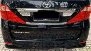 Jual Toyota Alphard X 2011