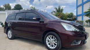 Dijual cepat Nissan Grand Livina HWS 2013 CVT, Bekasi
