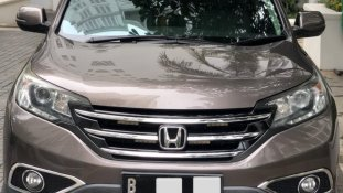Dijual cepat Honda CR-V 2.4 Prestige AT 2013, DKI Jakarta