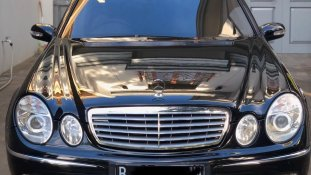 Dijual cepat Mercedes-Benz E-Class E260 Elegance 2005 bekas, DKI Jakarta