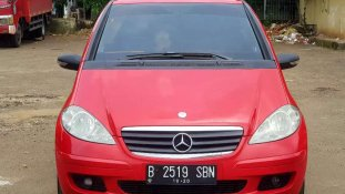 Jual Mercedes-Benz A-Class 2005 kualitas bagus