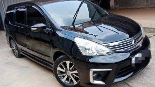 Dijual cepat Nissan Grand Livina HWS AT 2017 bekas, Depok