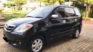 Dijual cepat Toyota Avanza G Automatic 2010 Hitam DKI Jakarta