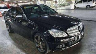 Butuh dana ingin jual Mercedes-Benz C-Class C200 2009
