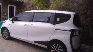 Toyota Sienta G 2016 MPV dijual