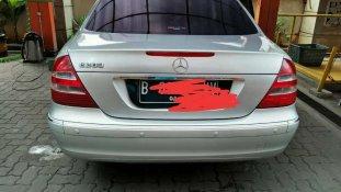 Butuh dana ingin jual Mercedes-Benz E-Class E 280 2007
