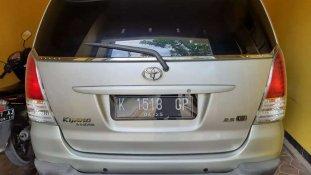 Toyota Kijang Innova 2.5 G 2009 MPV dijual