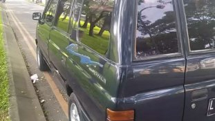 Isuzu Panther 2000 MPV dijual