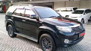 Jual Toyota Fortuner G kualitas bagus