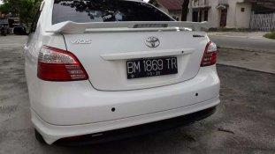 Toyota Vios E 2010 Sedan dijual
