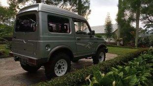 Butuh dana ingin jual Suzuki Katana GX 1993
