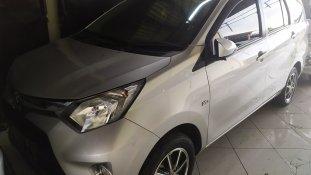 Jawa Barat, Dijual cepat Toyota Calya 1.2 G M/T 2017