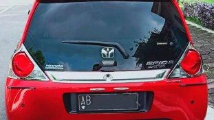 Butuh dana ingin jual Honda Brio E 2016