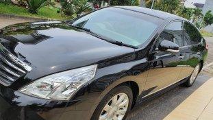 Dijual Mobil Nissan Teana 250XV 2.5CVT V6 2010 Hitam DKI Jakarta
