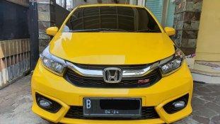 Jual Honda Brio E CVT 2019