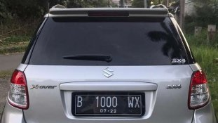 Butuh dana ingin jual Suzuki SX4 Cross Over 2007
