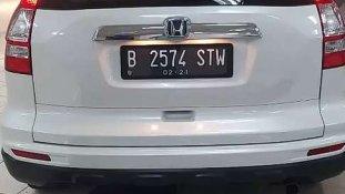 Honda CR-V 2.4 2010 SUV dijual