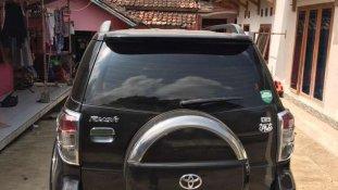 Jual Toyota Rush G 2012