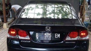 Jual Honda Civic 1.8 2010