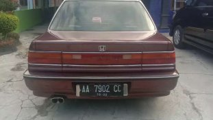 Honda Civic 1.5 Manual 1991 Sedan dijual