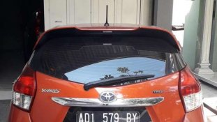 Jual Toyota Yaris S 2015