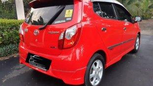 Butuh dana ingin jual Toyota Agya TRD Sportivo 2015