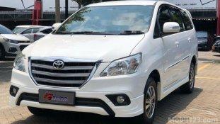 Toyota Kijang Innova G Luxury 2015 MPV dijual