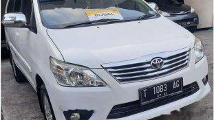 Jual Toyota Kijang Innova 2012, harga murah